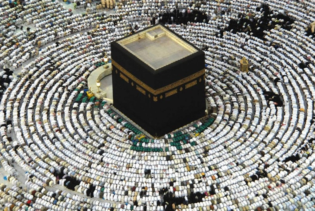 Kaaba - היסטוריה איסלאמית - אסלאם