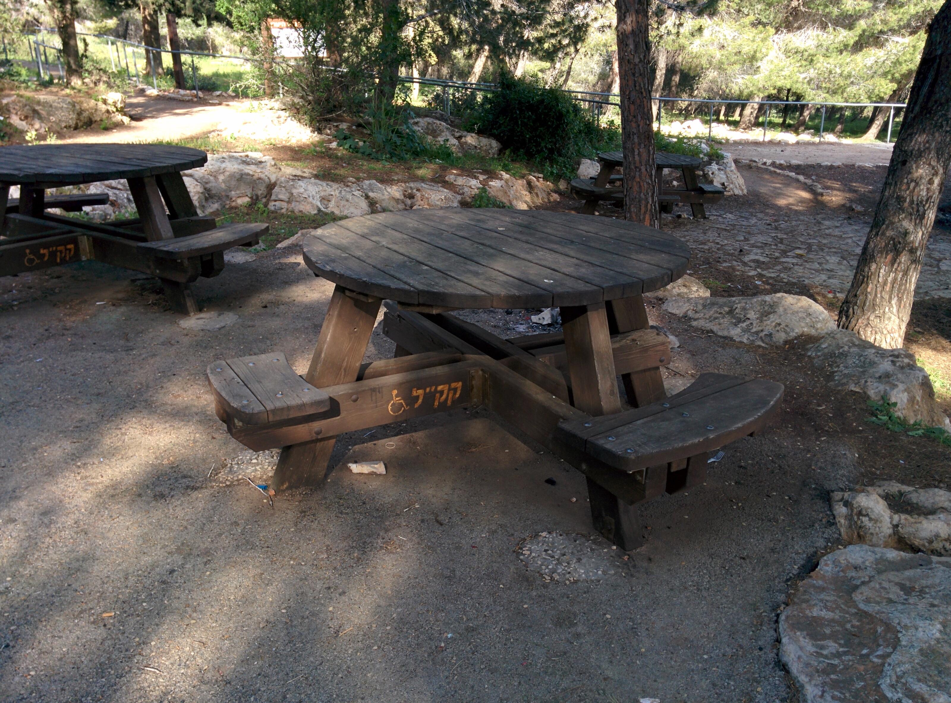 מצפה בית היערן - תיירות נגישה