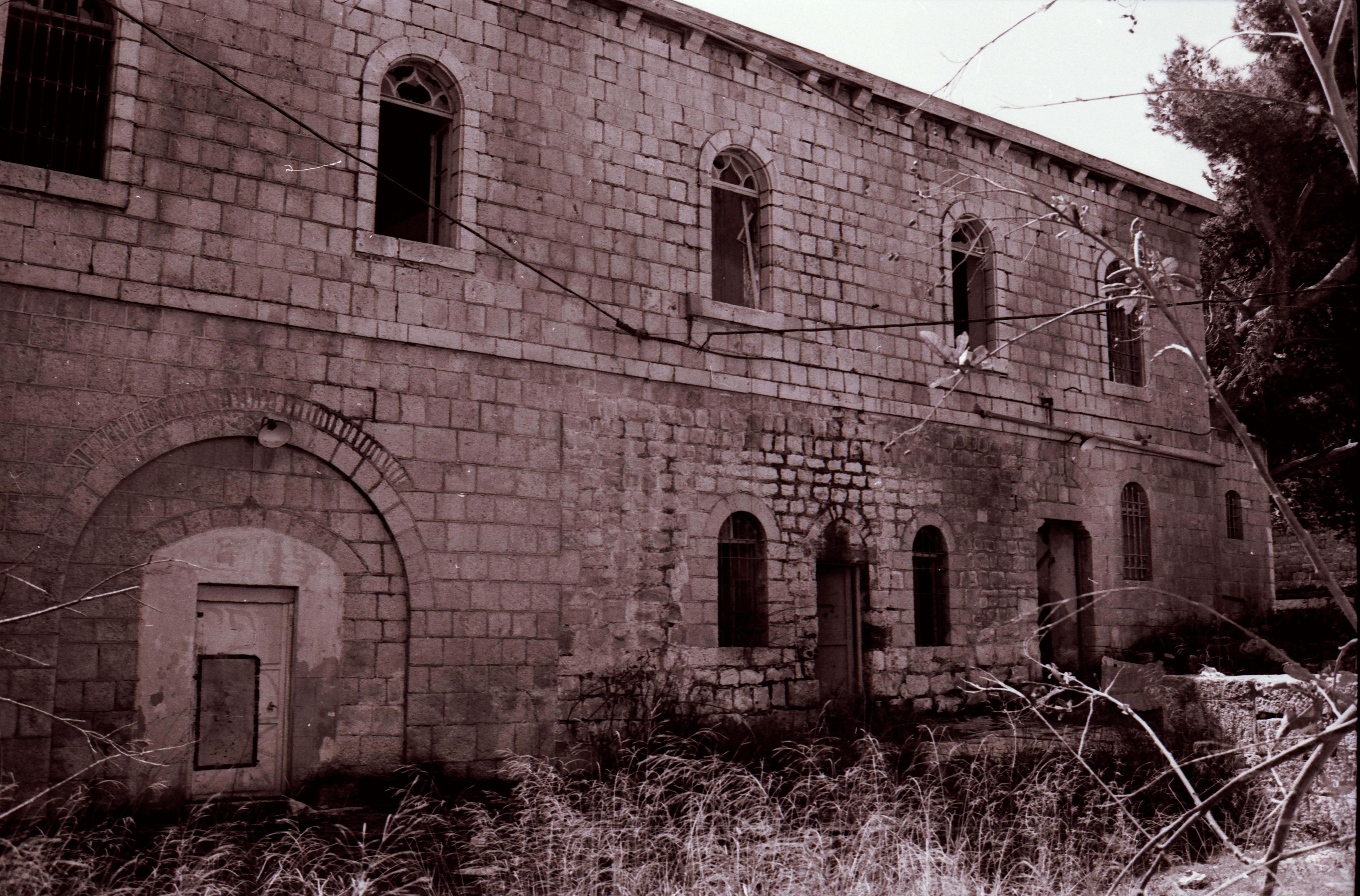בית פין בכרם אברהם - 1980