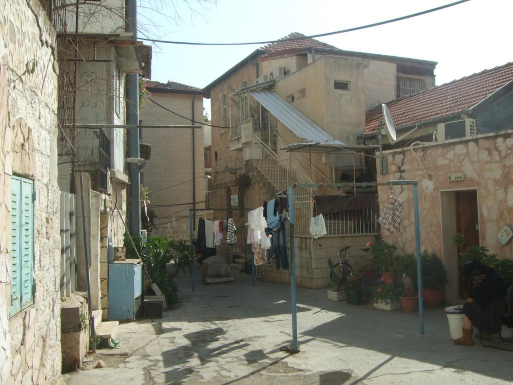 משכנות ישראל -  רפי כפיר