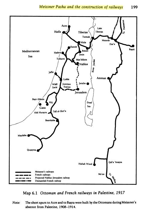 רכבות ארץ ישראל 1917