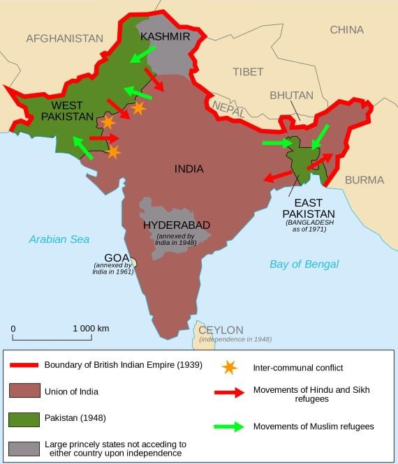 הודו - פקיסטן