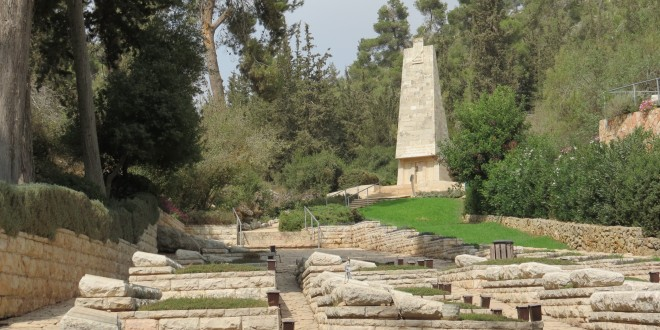 בית הקברות הצבאי בקריית ענבים