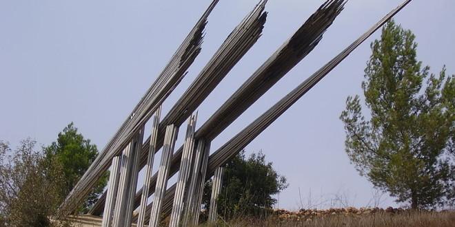 """אנדרטת פורצי הדרך לירושלים - צילום: ד""""ר אבישי טייכר"""