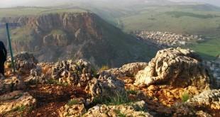 הר ארבל וגן לאומי ושמורת טבע ארבל *