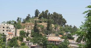 גבעת המצודה, צפת
