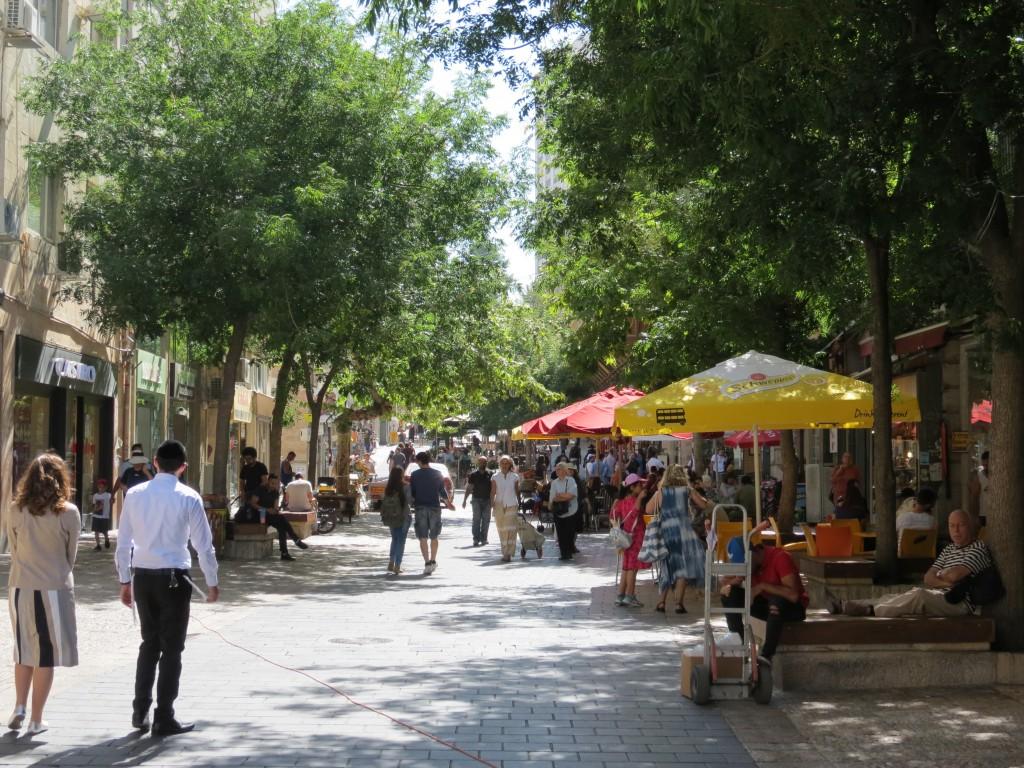 מדרחוב בן יהודה
