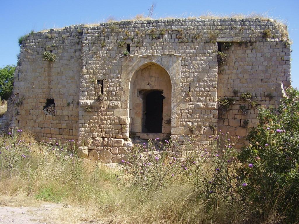Chateau Neuf Fortress צילום: Avishai Teicher