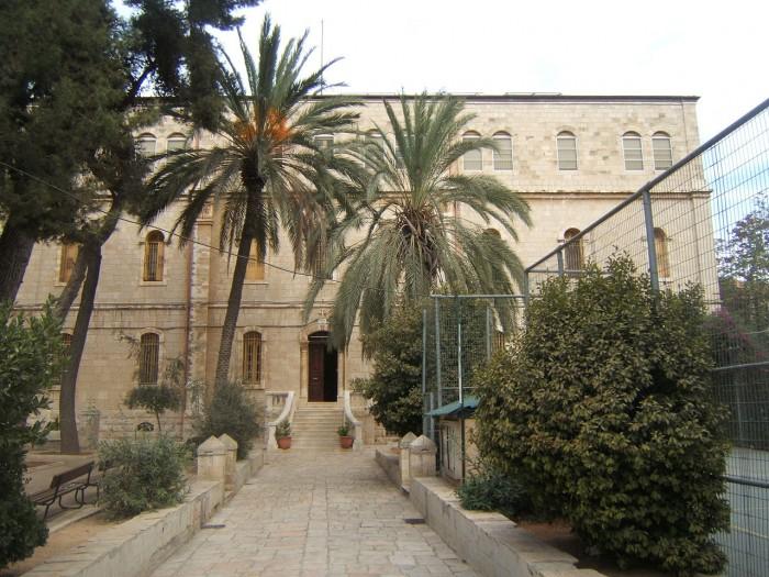 מנזר סן ז'וזף – המבנה המרכזי צילום: DMY