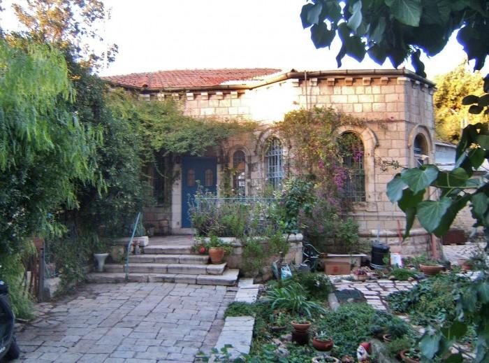 הנביאים 50 – בית הארכימנדריט ניקיטה צילום:DMY