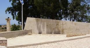 קבר האחים של חללי ניצנים במלחמת העצמאות בבית הקברות בניצנים הישנה
