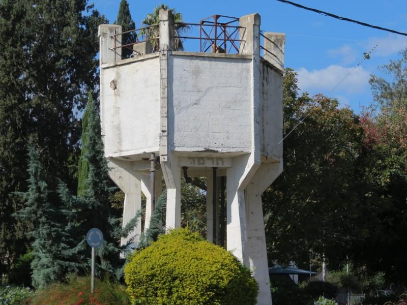 מגדל המים בנהלל