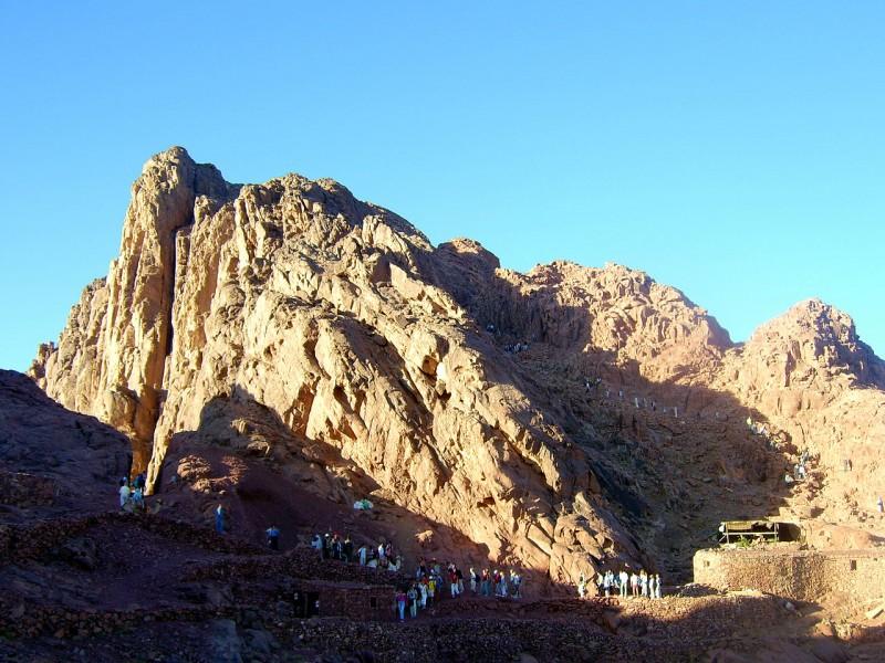 הר סיני - מצרים