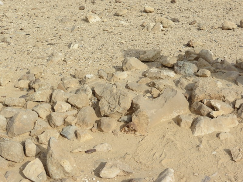 משטח עם אבן שחיטה
