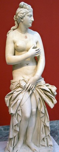 Aphrodite Goddess of love, beauty and sexuality