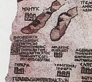 באר שבע במפת מידבא
