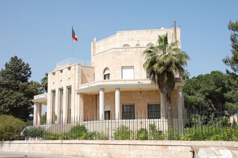Villa Salameh in Talbiya