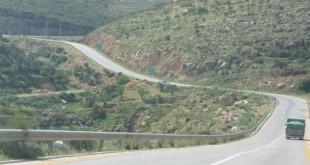 כביש אלון ליד מפגש כבישים 508 ו-458 צילום: Shuki