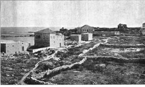 הכפר הבוסני בשנת 1893