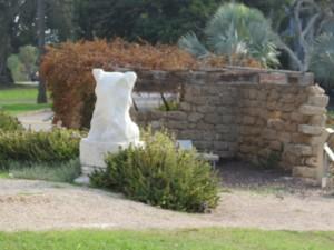 פסלים של יעל בשדות ים