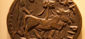 ייסוד איליה קפיטולינה - מטבע רומי