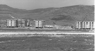 Carmiel_first_housing_units_1964