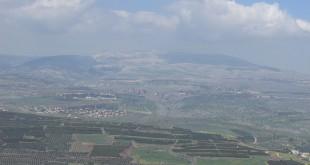 אזור נחל עמוד צילום: עדירל