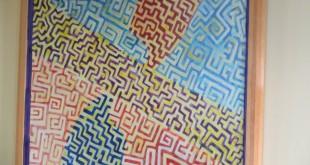 דוד פרידמן  – אמנות קבלה  *