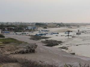כפר הדייגים בתל תנינים
