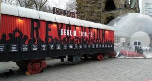 ברלין חוגגת 100 שנה – המהפכה הגרמנית 1918-19  *